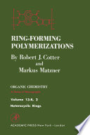 Ring-Forming Polymerizations Pt B 2