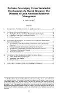 Texas international law journal