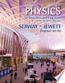 Physics for Scientists and Engineers  Volume 5  Chapters 40 46