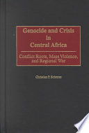Genocide and Crisis in Central Africa