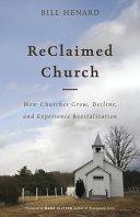 Reclaimed Church Book PDF