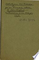 Catalogue Des Livres Nouveaux Et Autres Qu On Trouve Chez H Constapel Libraire La Haye 1759