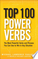 Top 100 Power Verbs