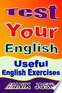 Test Your English  Useful English Exercises