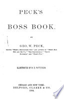 Peck s Boss Book