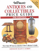 Warman s Antiques and Collectibles Price Guide Book PDF