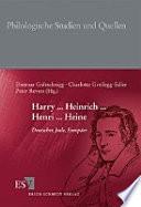 Harry ...Heinrich ... Henri ... Heine