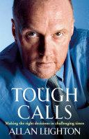 download ebook tough calls pdf epub