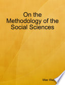 On the Methodology of the Social Sciences