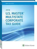 U S  Master Multistate Corporate Tax Guide  2018