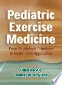 Pediatric Exercise Medicine