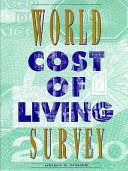 World Cost of Living Survey
