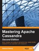Mastering Apache Cassandra   Second Edition