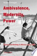Ambivalence  Modernity  Power