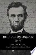 Herndon on Lincoln