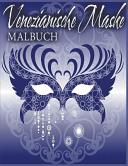 Venezianische Maske Malbuch