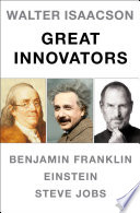 Walter Isaacson Great Innovators e book boxed set