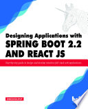 Designing Applications With Spring Boot 2 2 And React Js