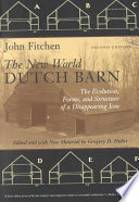 The New World Dutch Barn
