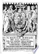 Il magico mondo de gli heroi del sig  Cesare Della Riuiera al feliciss