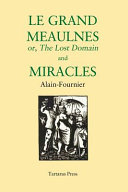 Le Grand Meaulnes and Miracles