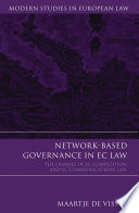 Network Based Governance in EC Law