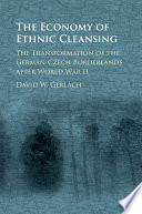 The Economy of Ethnic Cleansing