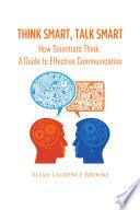 Think Smart Talk Smart