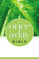 Once A Day Bible NIV