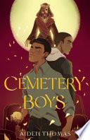 Book Cemetery Boys