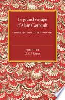 Le grand voyage d Alain Gerbault