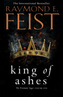 King of Ashes (Firemane, Book 1)