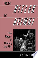 From Hitler to Heimat