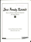 Your Family Records Book PDF