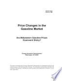 price changes in the gasoline market