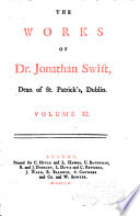 The Works of Jonathan Swift  Dean of St  Patrick s  Dublin  Accurately Revised in Twelve Volumes  Adorned with Copper plates  with Some Account of the Author s Life  and Notes Historical and Explanatory by John Hawkesworth