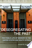 Desegregating the Past Book PDF