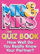 Mr And Mrs The Quiz Book