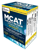 Princeton Review MCAT Subject Review Complete Box Set  2nd Edition