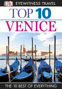 DK Eyewitness Top 10 Travel Guide  Venice