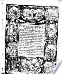 Historie der warachtighe getuygen Jesu Christi  die de Evangelische waerheyt     met haer bloet bevesticht hebben sint het jaer 1524     in desen laetsden druck oversien ende verbetert  etc   Compiled by Jacques Outerman and others