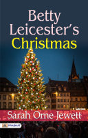 Betty Leicester's Christmas Who Lived In A Small Square Book