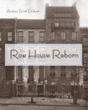 The Row House Reborn