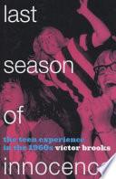 Last Season of Innocence
