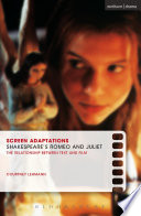 Screen Adaptations  Romeo and Juliet