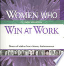 Women Who Win At Work
