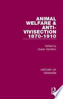 Animal Welfare   Anti vivisection 1870 1910  Frances Power Cobbe
