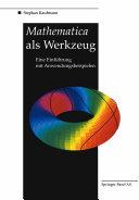 Mathematica als Werkzeug