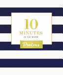 10 Minutes in the Word: Psalms Book Cover