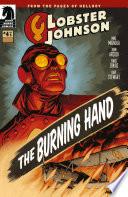 Lobster Johnson  The Burning Hand  4